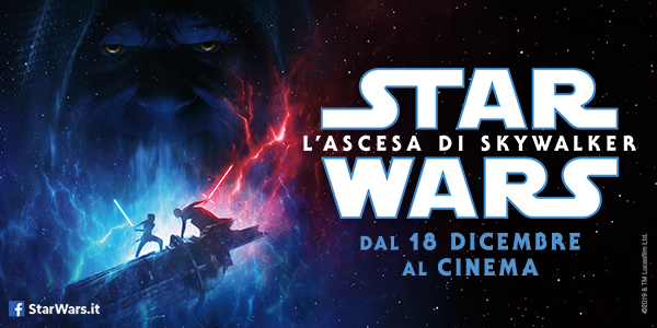 STAR WARS - L'ASCESA DI SKYWALKER